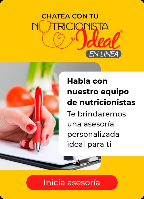 Chat Slider Nutricionista Modulo