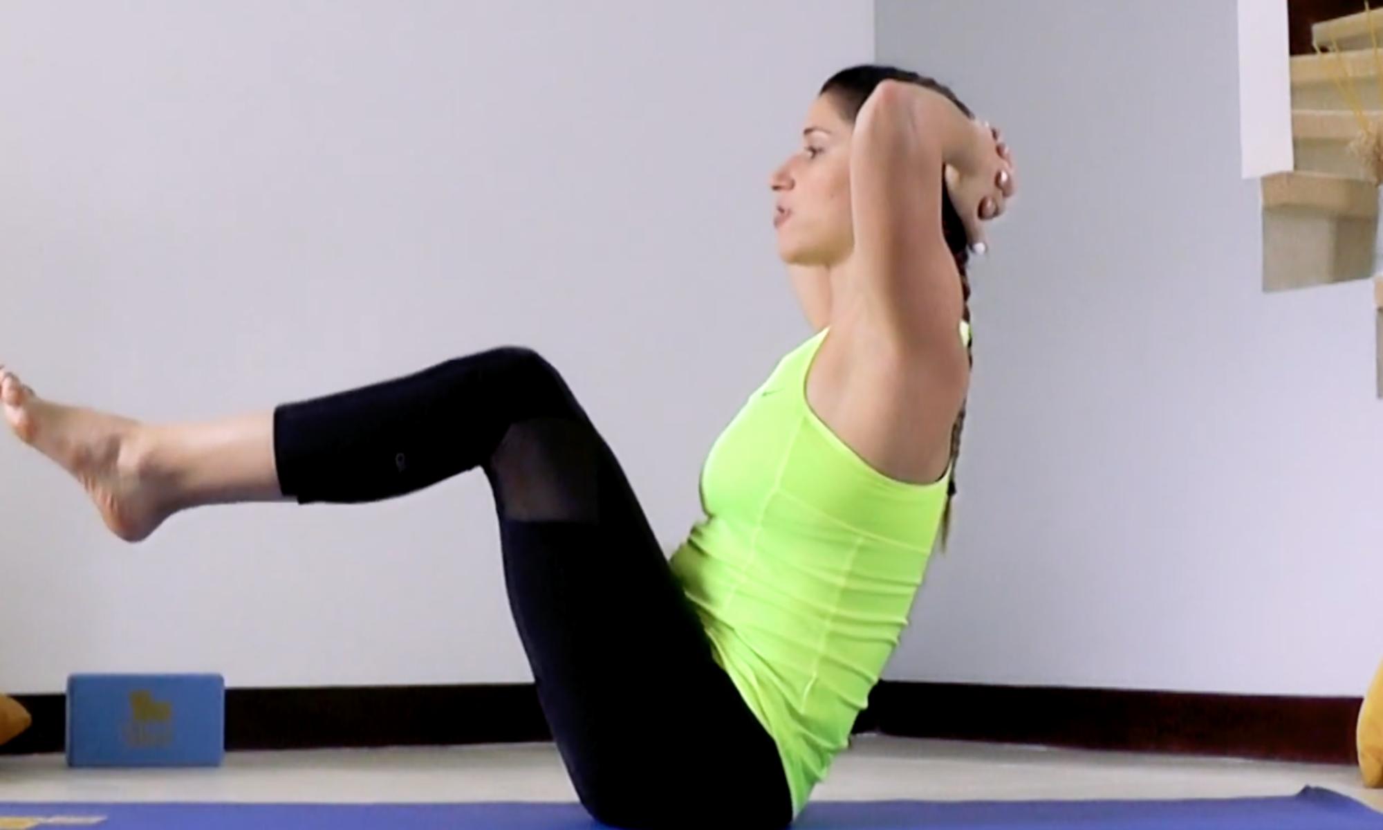 Navasana Yoga Information