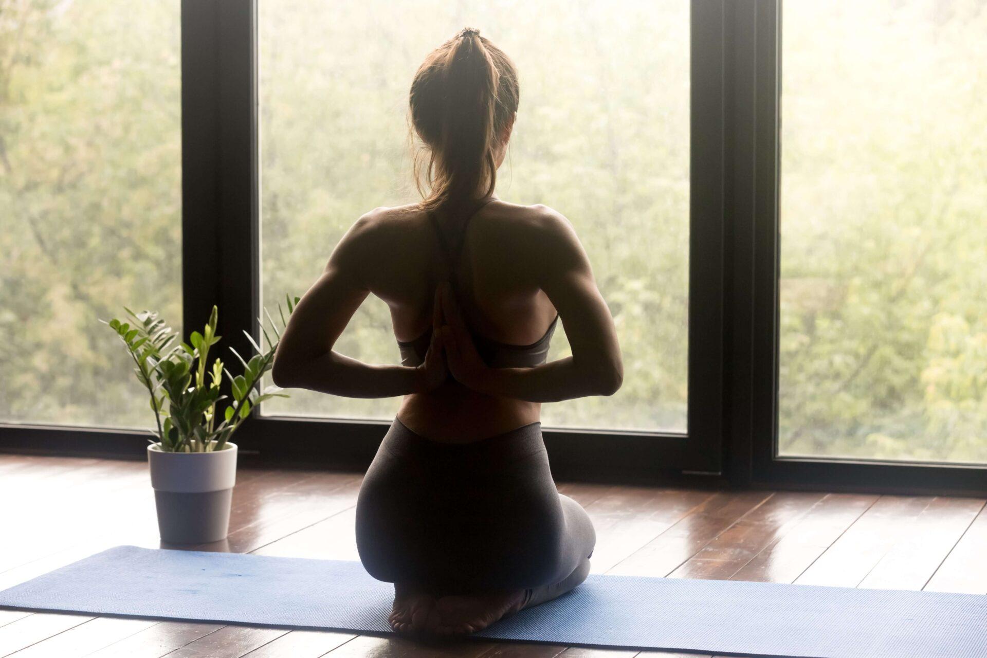 adelgazar practicando yoga