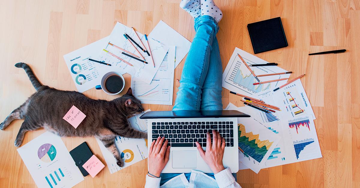 Tips para mejorar durante el Home Office