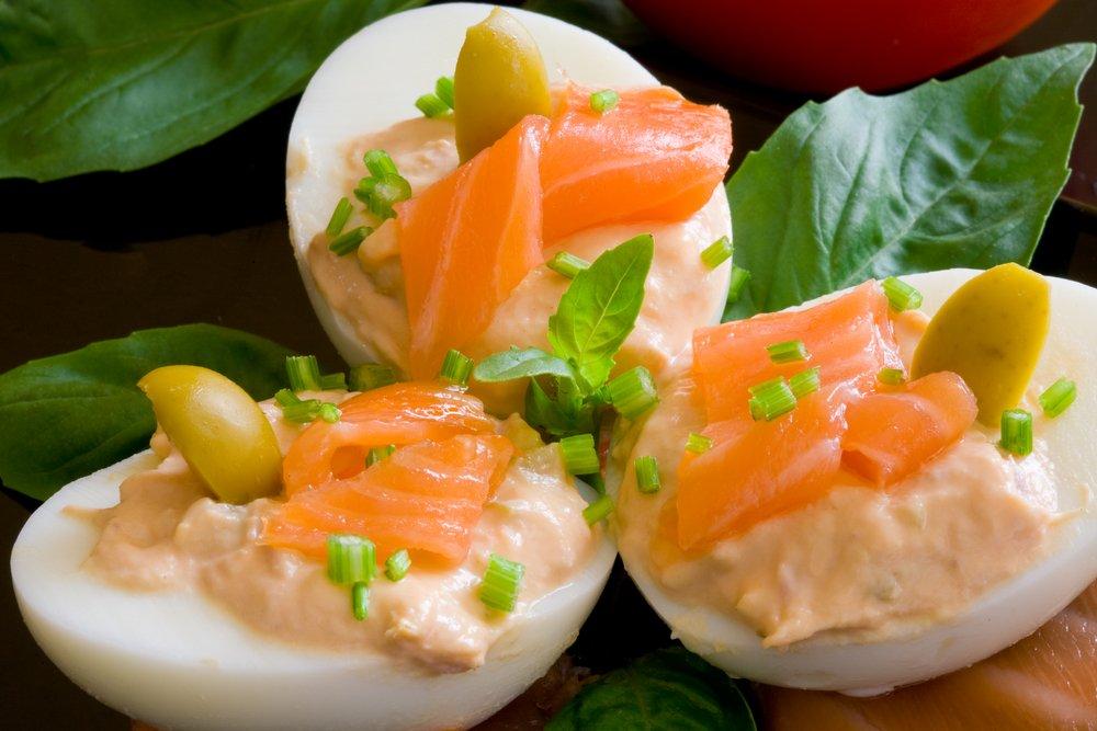 """Recomendaciones de preparaciones usando """"Huevo"""""""