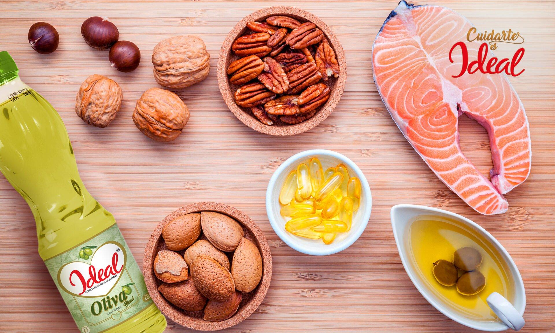 Por qué consumir Omega 3, 6 y 9