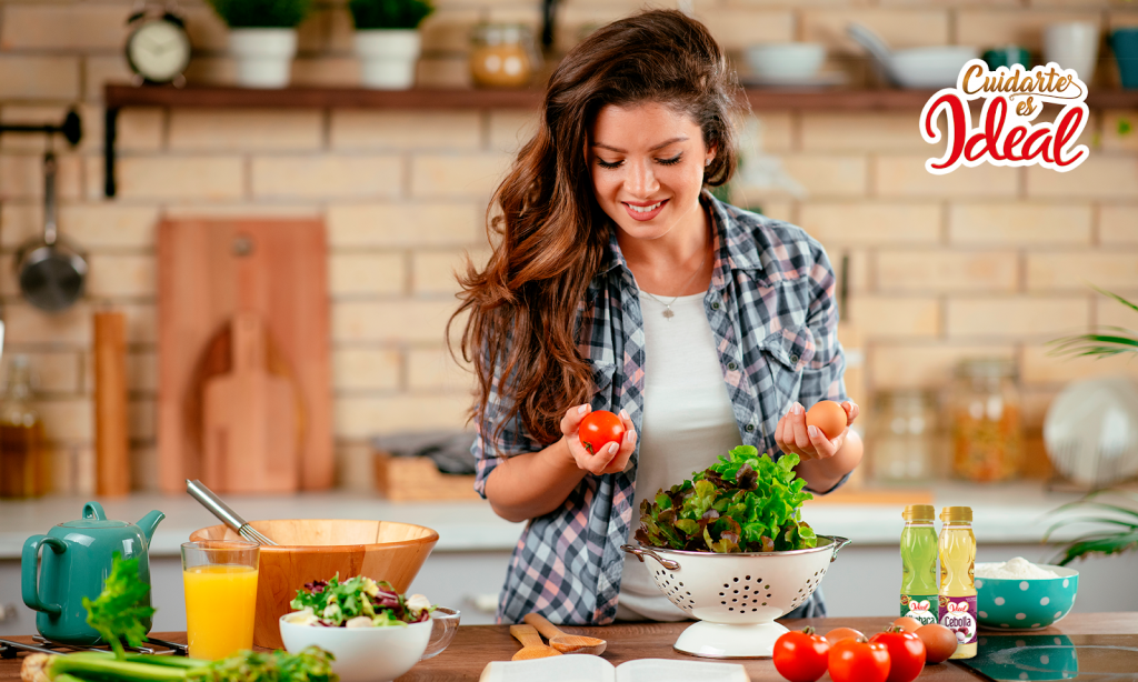 ¿Cómo elegir una comida sana toda la semana?