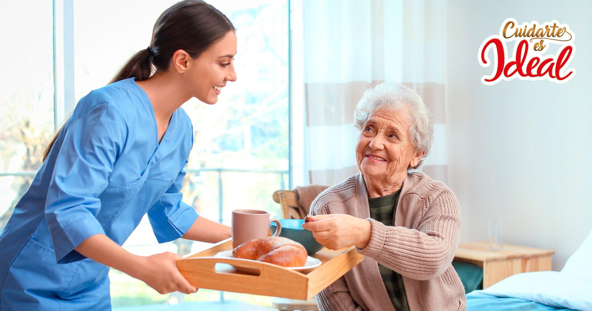 Alimentación y nutrición en pacientes con Alzheimer